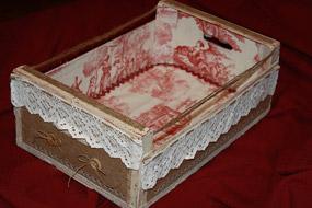 Aprende a usar las cajas de fruta manualidades hoy - Manualidades con cajas de frutas ...